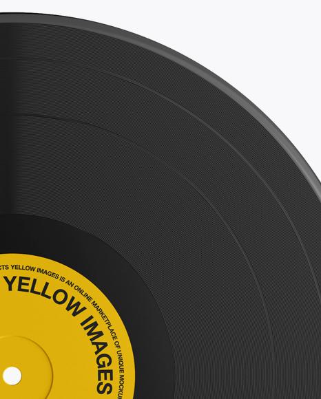 Download Design Mockup Vinyl Yellowimages