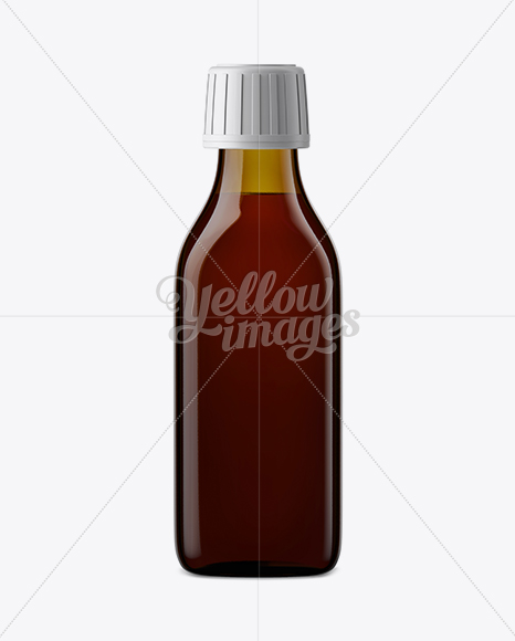 Download Maple Syrup Bottle Psd Mockup Yellowimages