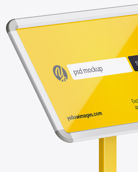Download A Frame Psd Mockup Yellowimages