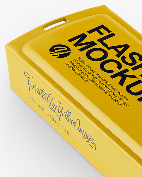 Download Usb Card Mockup Free Yellowimages