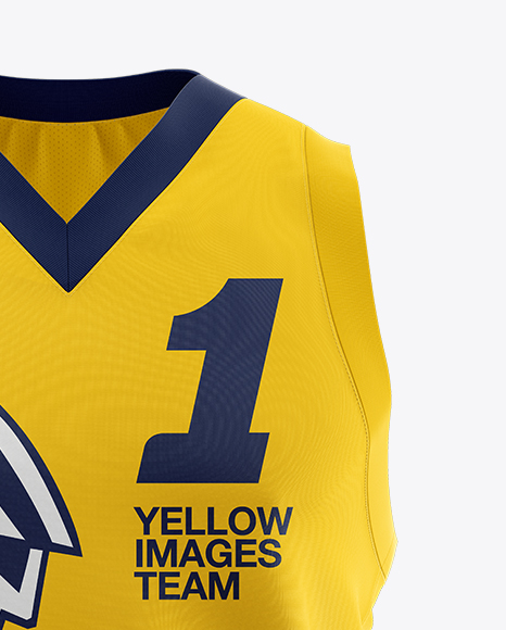 Download Baby Tank Top Mockup Yellow Images