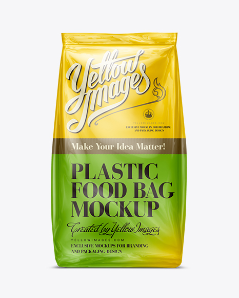 bags mockups, mockups templates, packaging mockups templates, shopping bag. Download Clear Plastic Bag With Sauce Mockup Psd