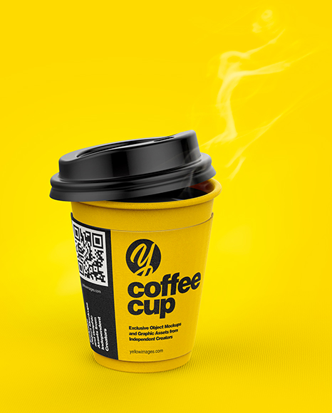 Download Coffee Cup Sleeve Mockup Psd Yellowimages