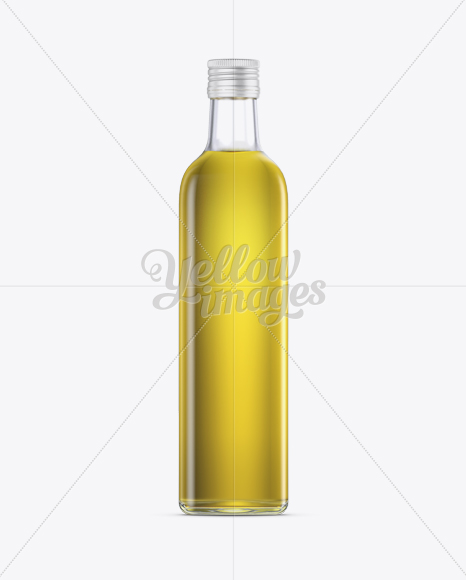 Download Vegetable Cooking Oil Bottle Mockup Psd Yellow Images