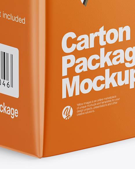 Download 3d Box Mockup Online - Free Mockups | PSD Template ...