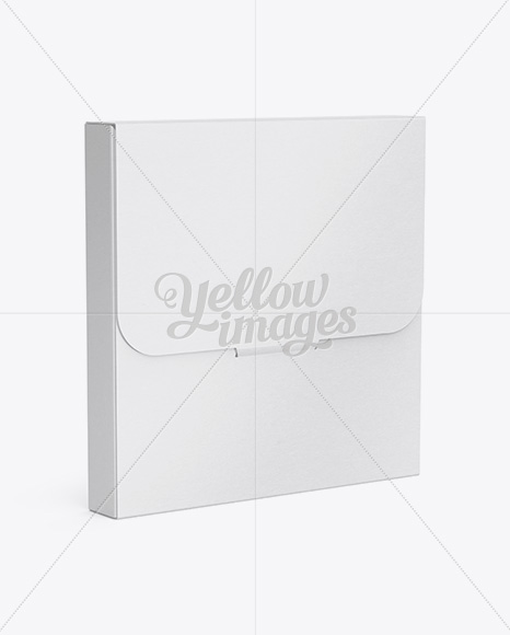 Download Opened Paper Box Pills Blister Psd Mockup Half Side View Yellowimages