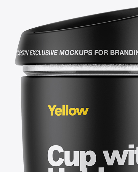 Download 4 Plastic Cups Holder Psd Mockup Yellowimages