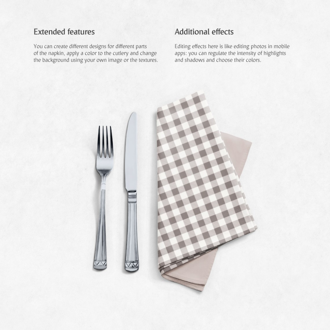 Download Napkin Mockup Free Psd Yellowimages