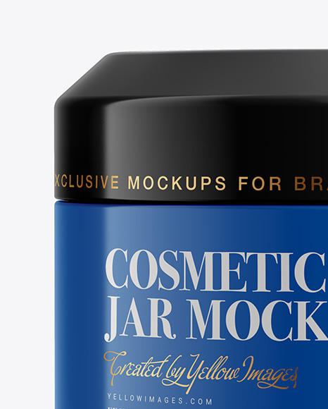 Download Cosmetic Label Mockup Yellowimages