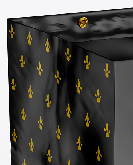 Download Square Kraft Paper Bag Psd Mockup Yellowimages