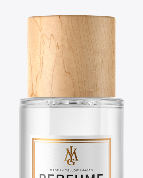 Download Perfume Bottle Psd Mockup Yellowimages