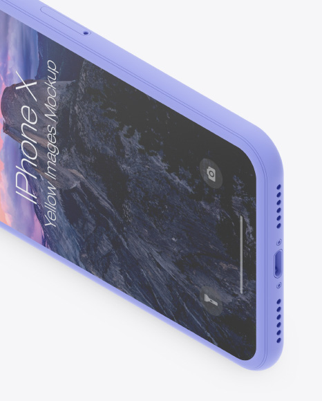Download Clay Iphone X Mockup Free Yellowimages