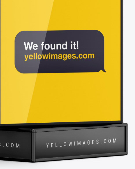 Download Street Poster Mock Up Free Yellowimages