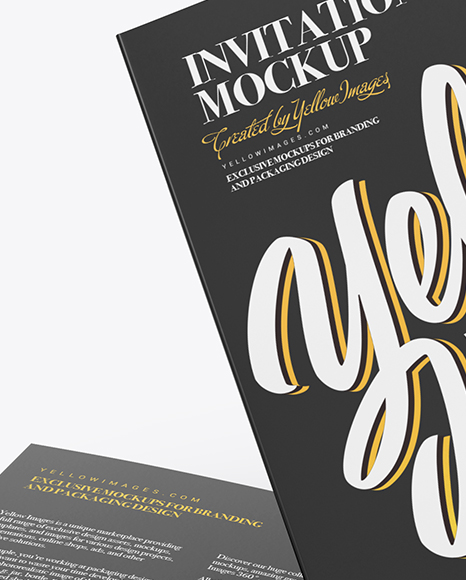 Download A5 Book Mockup Psd Yellowimages