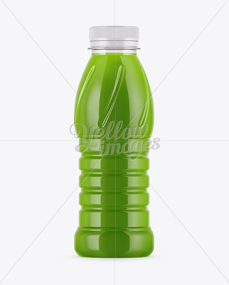 Download Plastic Smoothie Bottle Psd Mockup Yellowimages