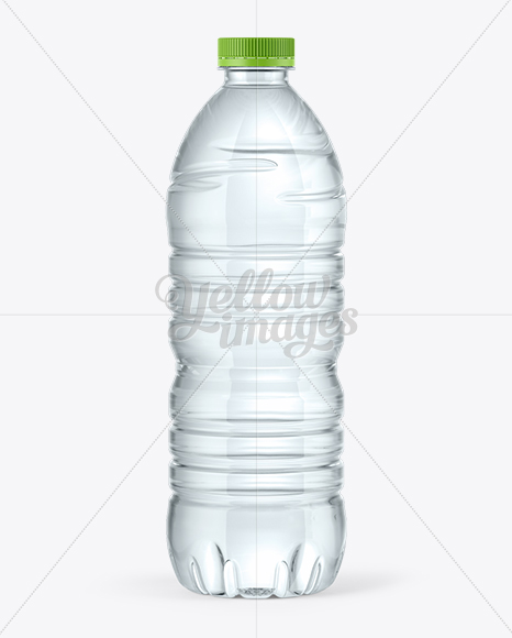 Download 500ml Pet Water Bottle Psd Mockup Yellowimages