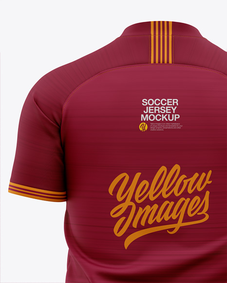 Download Free Mockup Jersey Soccer Yellowimages