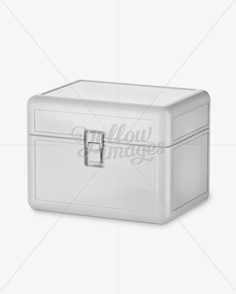 Download Mockup Plastic Box Yellow Images
