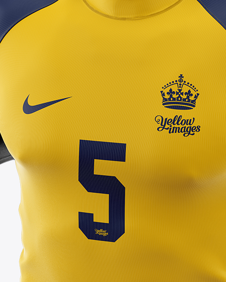 Download 45+ Mens Rugby Jersey Mockup Halfside View PNG ...