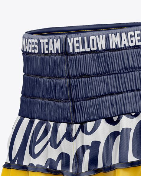 Download Boxing Ring Jacket Mockup Front View Yellowimages