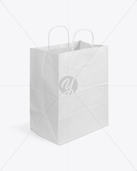 570+ shopping bag mockup freepik mockups builder; Kraft Paper Shopping Bag Mockup In Bag Sack Mockups On Yellow Images Object Mockups