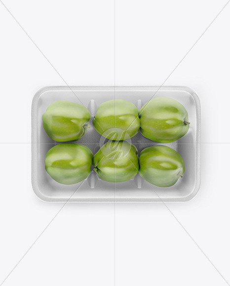 Download Plastic Tray With Avocado Psd Mockup Yellowimages