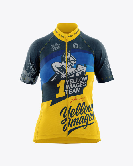 Download Free Women's Cycling Jersey Mockup (PSD) - 43556+ All Free ...