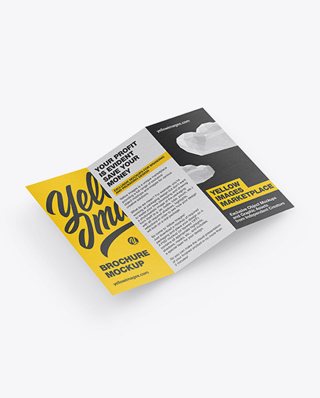 Download Mockup Brochure Psd Free Download Yellowimages