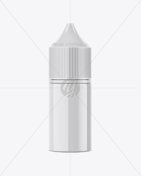 Download 10ml Amber Glass Dropper Bottle Mockup Yellow Images