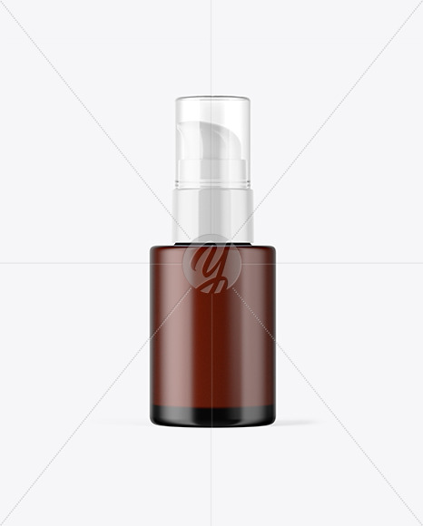 Download Airless Pump Bottle Mockup Yellowimages