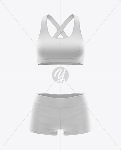 Download Gym Apparel Mockup Yellowimages