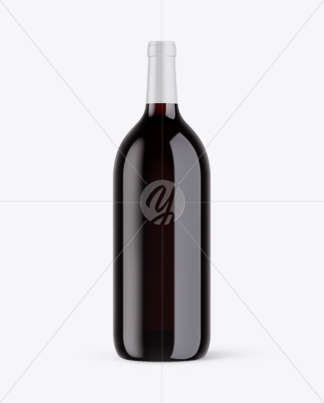 Download 15l Ceramic Wine Bottle Psd Mockup Yellowimages