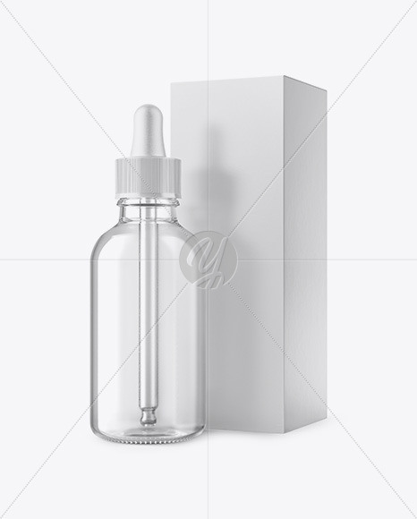 Download 50ml Green Glass Dropper Bottle Yellowimages