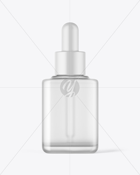 Download 15ml Frosted Blue Glass Dropper Bottle Yellow Images