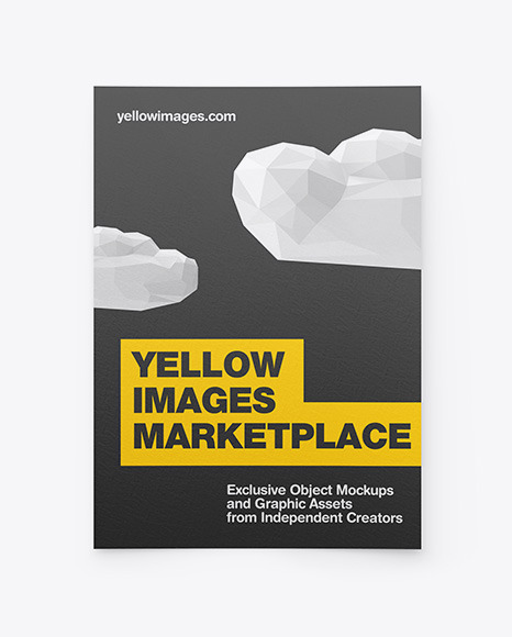 Download Black Paper Mockup Free Yellowimages
