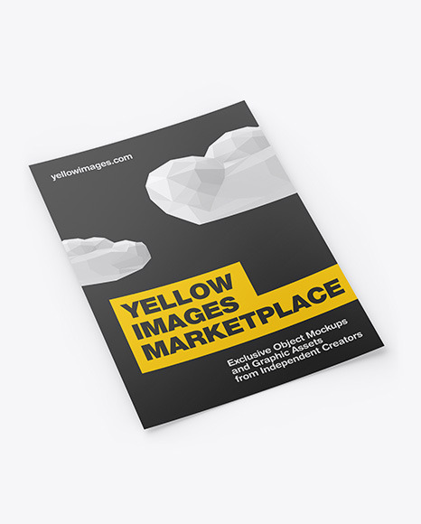 Download Paper Mockup Psd Yellowimages