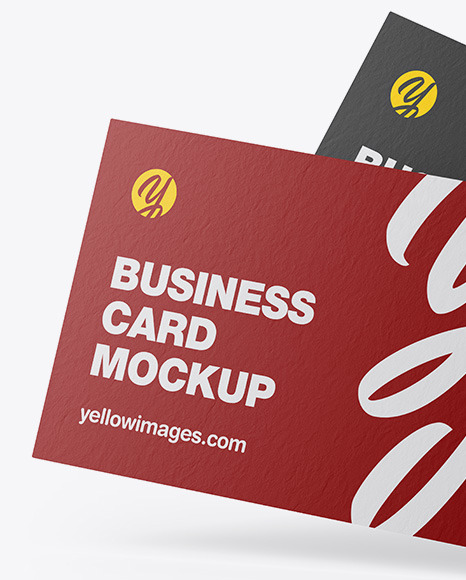 Download Mockup Name Card Yellowimages