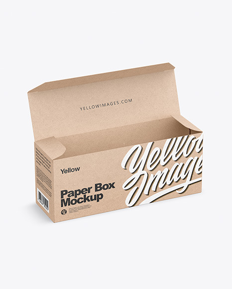 Download Mailing Box Mockup Free Yellowimages