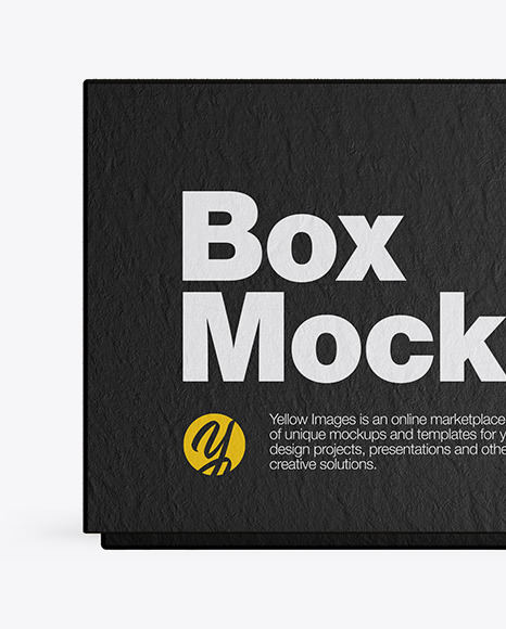 Download Light Bulb Box Mockup Yellowimages