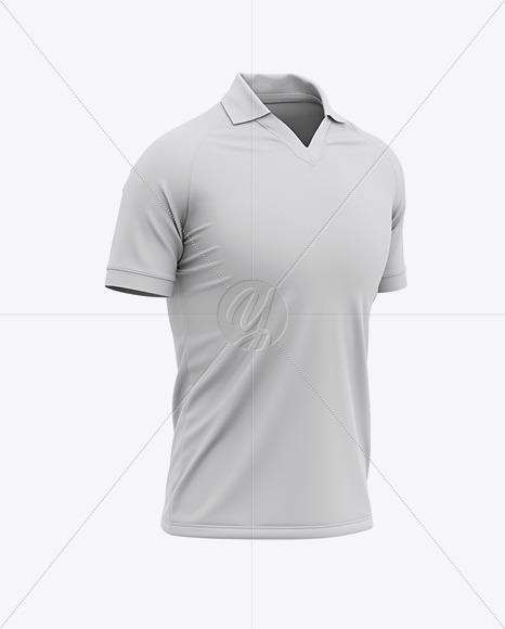 Mockup Jersey Polos : mockup, jersey, polos, Mockup, Jersey, Polos, Mockups, Template, Design, Assets