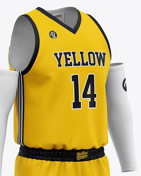 Download Basketball Jersey Mockup Psd Free Download