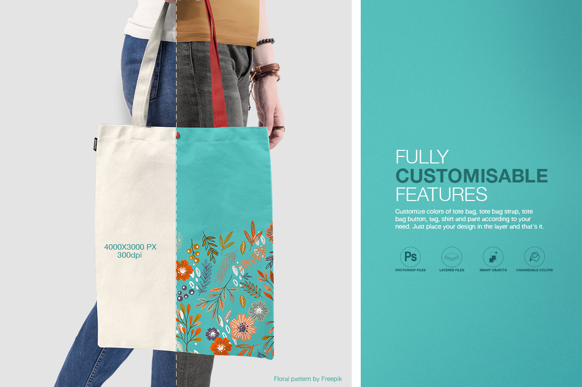 Featuring models and serene environments in 8 psd tote mockups, this set is perfect for showcasing your work in promo campaigns. Free Tote Bag Mockup In Free On Yellow Images Creative Store