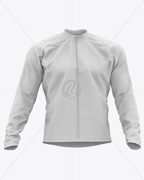 Download Blank Cycling Jersey Mockup Yellow Images