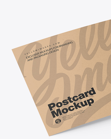 Download A5 Journal Mockup Yellow Images