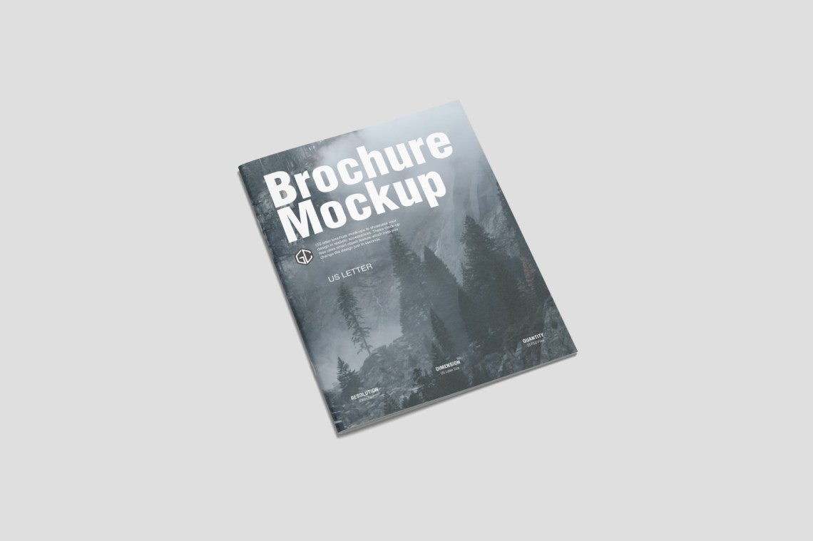 Download Free Magazine Spread Psd Mockup Yellowimages