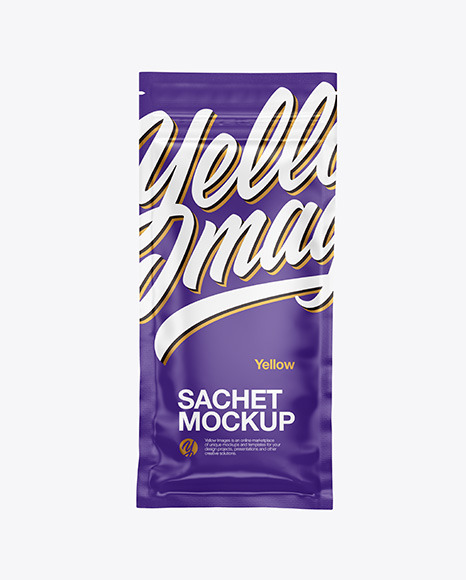 Download Matte Box Matte Sachet Psd Mockup Yellowimages