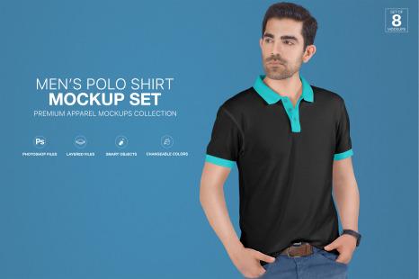 Download Mockup Baju Polo Psd Yellowimages