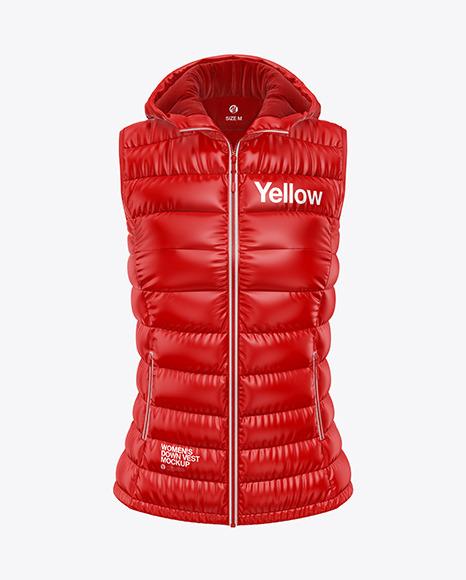 Beli mockup sweater online terdekat di jawa barat berkualitas dengan harga murah. Download Matte Womens Down Vest Mockup Front View Yellowimages