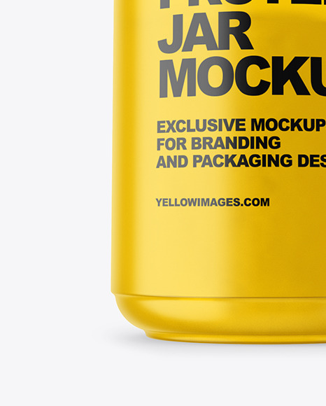Download Jar Mockup Yellowimages