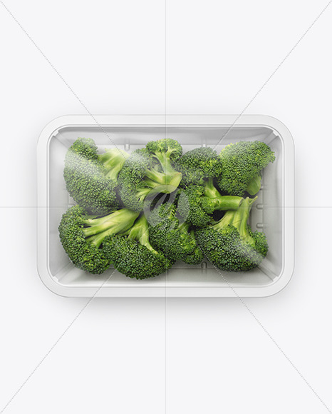 Download Plastic Tray With Cucumbers Psd Mockup Yellowimages